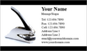 Notary Business Card